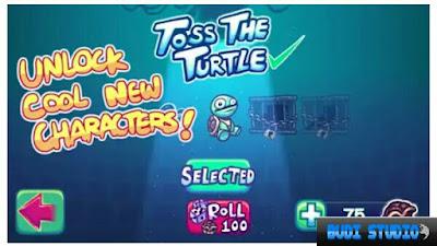 Suрer Toss The Turtle MOD Apk 2