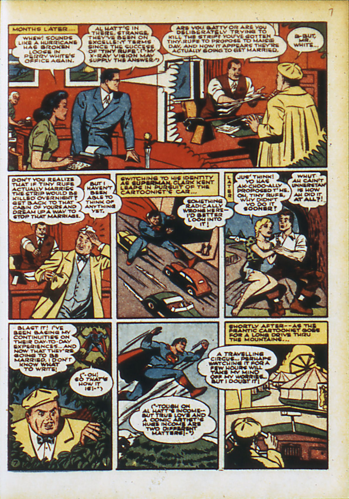 Read online Action Comics (1938) comic -  Issue #55 - 10