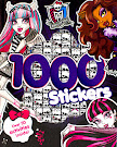 Monster High 1000 Stickers Book Item