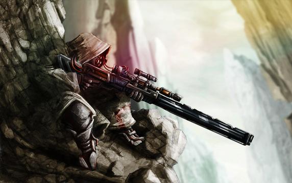 Anime 4k Wallpaper: Sniper 4k Wallpaper Engine Free