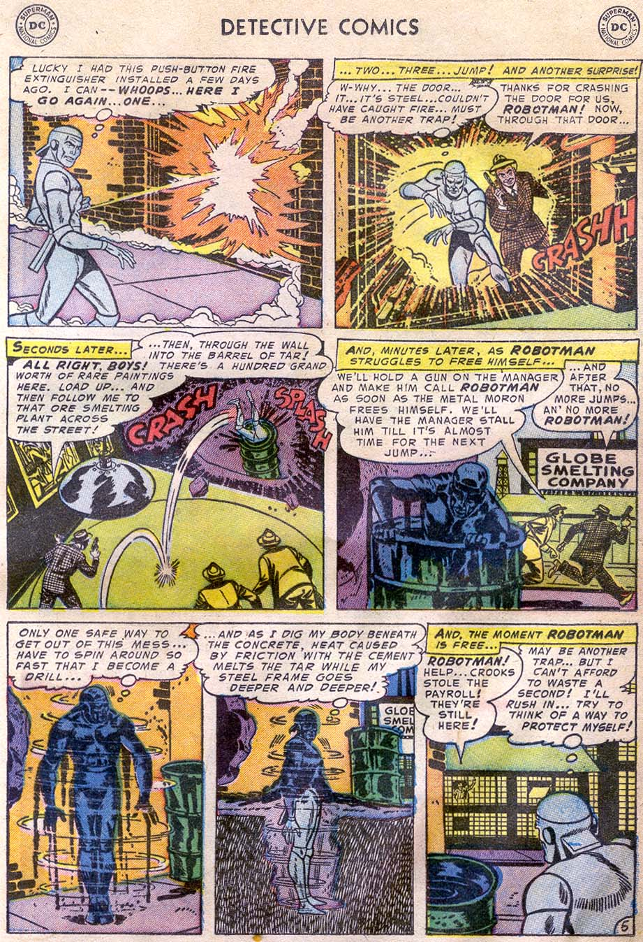 Read online Detective Comics (1937) comic -  Issue #196 - 29