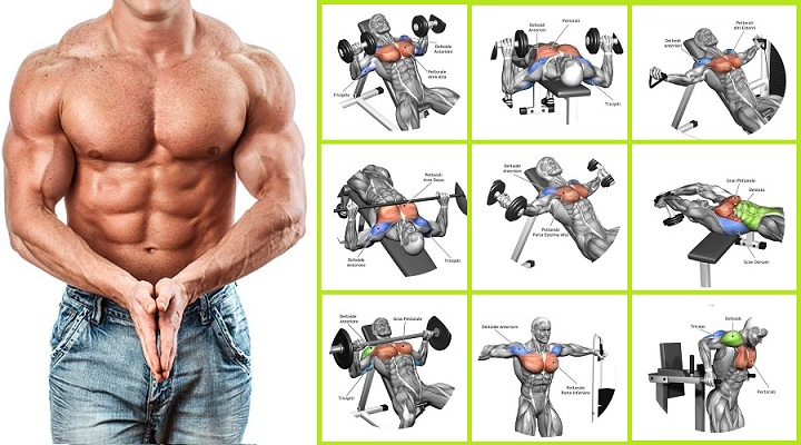 How To Build Pecs Fast At Home