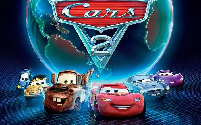 Cars 2 animatedfilmreviews.filminspector.com