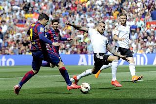 Валенсия – Барселона прямая онлайн трансляция 07/10 в 21:45 МСК.