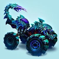 Mad Truck Challenge Racing Infinite (Coins - Fuel) MOD APK
