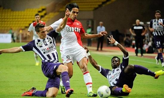 Cuộc đua đầy căng thẳng giữa Toulouse vs Monaco.