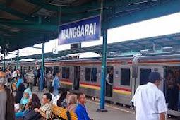 Pembangunan Proyek DDT Stasiun Manggarai, PT KAI Targetkan Tahun 2020 Tuntas