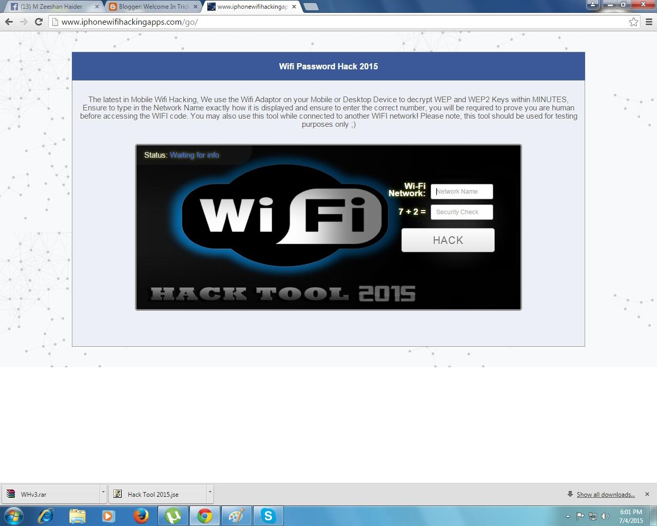 How To Wifi Password Hacker Online WiFi Password Hacking