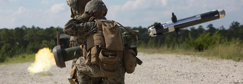 США погодили продаж Javelin для польської тероборони
