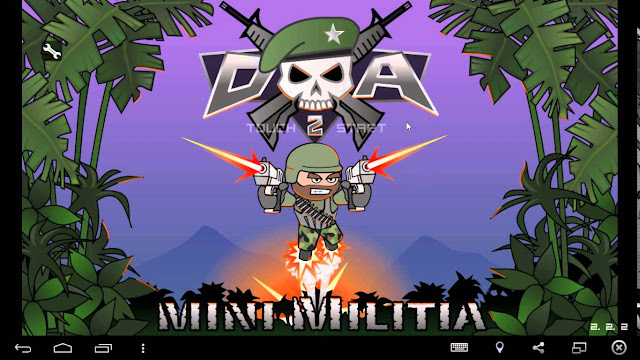 mini militia wallpapers