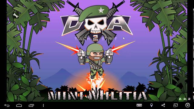 mini militia wallpapers