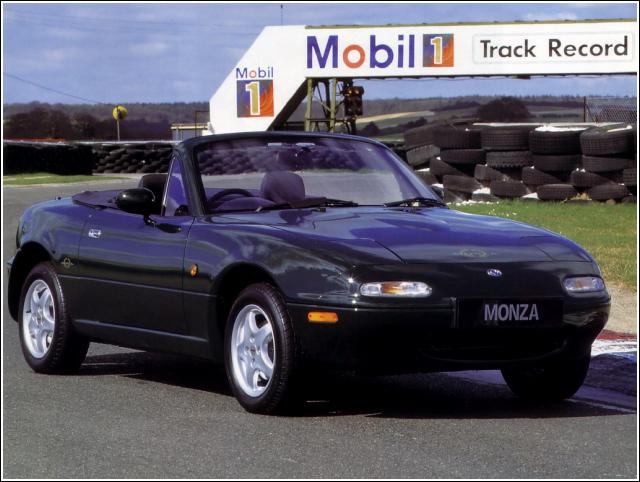 Mazda Mx-5 Monza