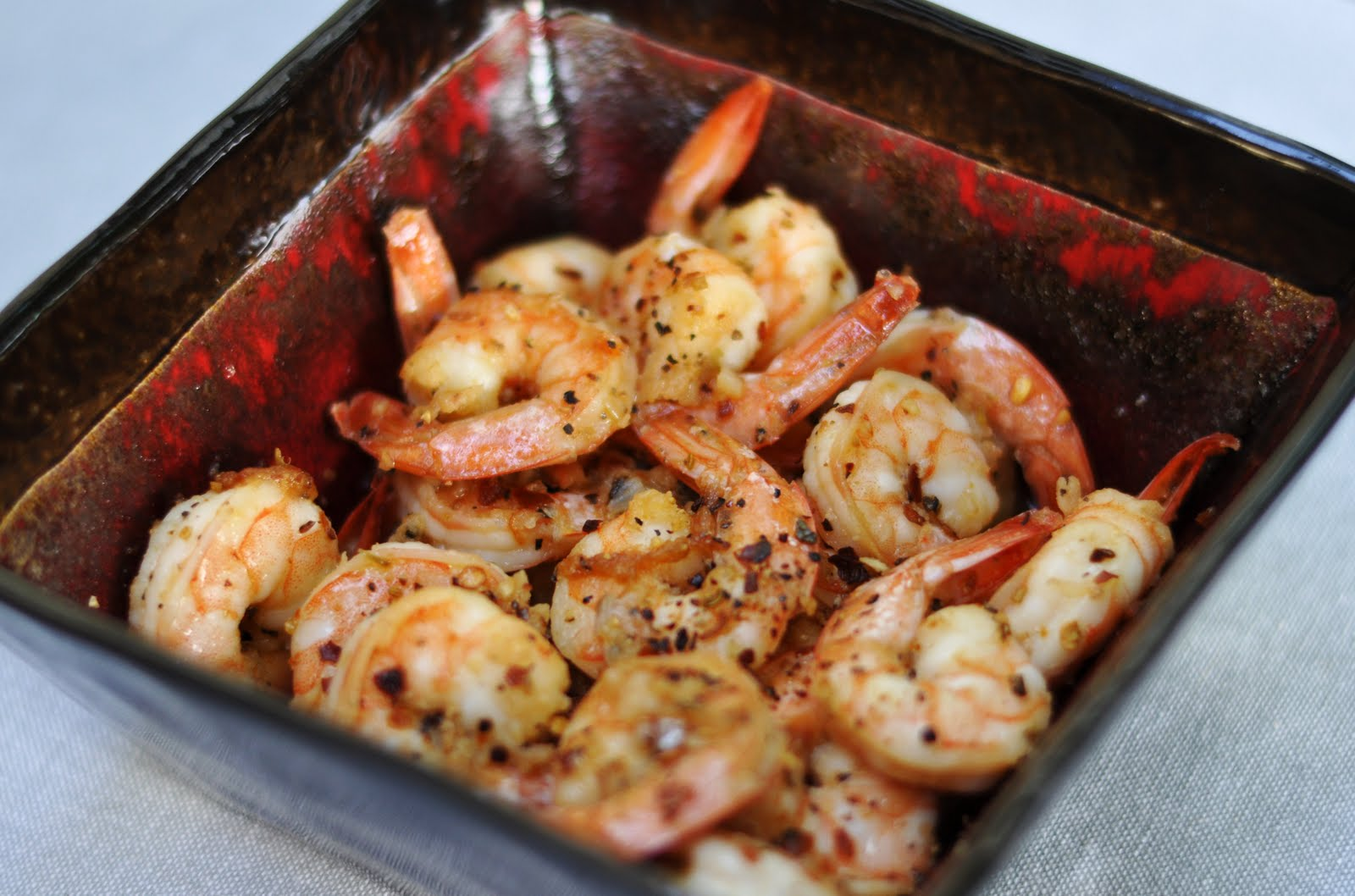how to make shrimp al ajillo