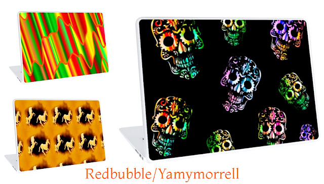 mobile-case-skin-laptop-redbubble-by-yamy-morrell