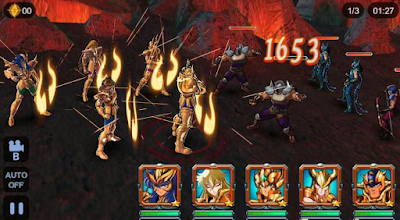 Download Saint Saiya Zodiac Battle