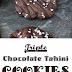 TRIPLE CHOCOLATE TAHINI COOKIES