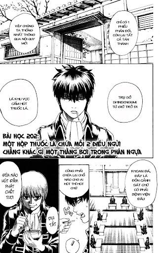 Gintama Chap 202 page 1 - Truyentranhaz.net