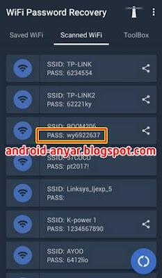 Cara Melihat Password WiFi di Android TANPA ROOT