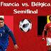 Francia vs. Bélgica - En Vivo - Online - Semifinal - Rusia 2018