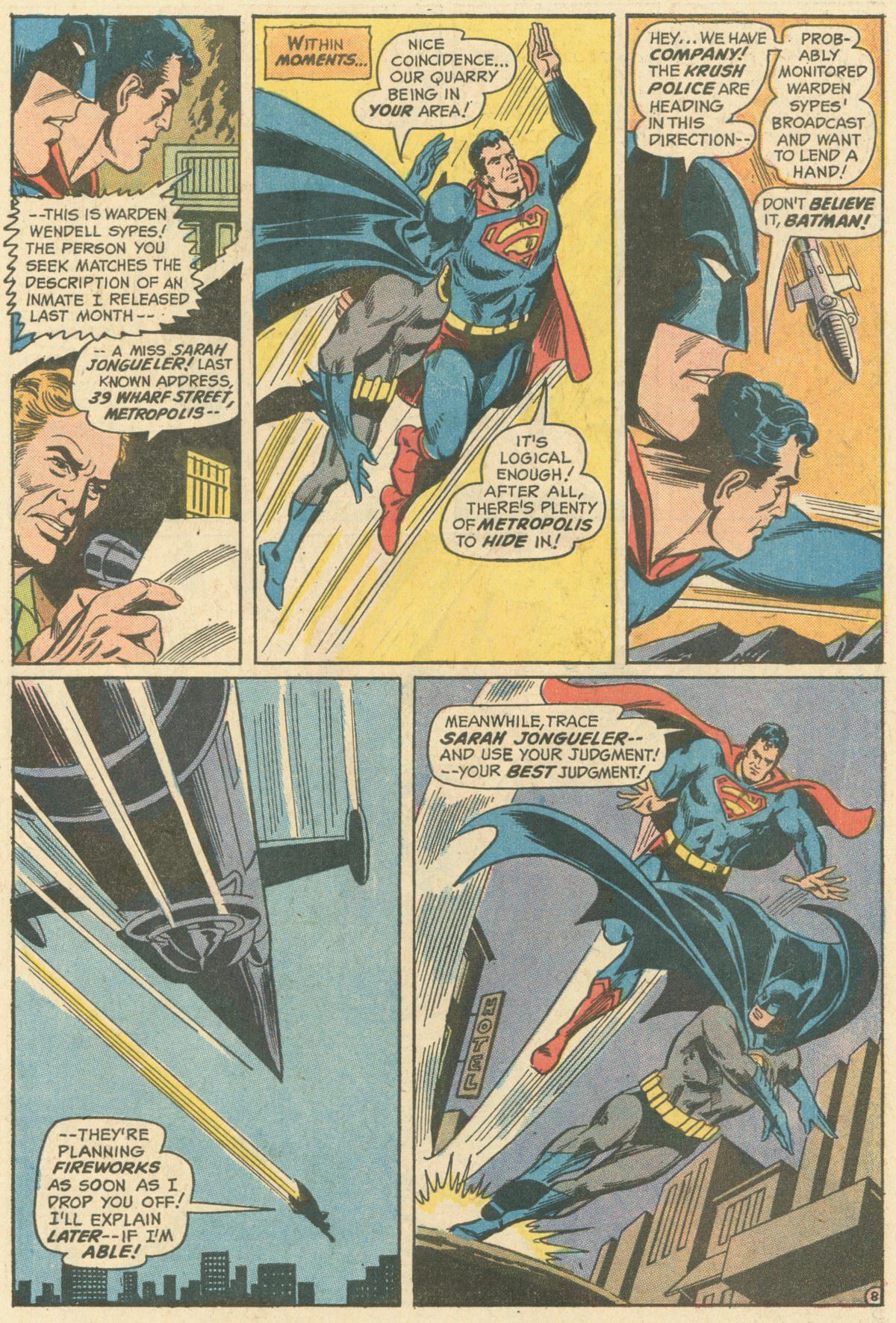 Read online World's Finest Comics comic -  Issue #211 - 11