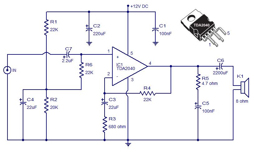 circuit diagram of amplifier  zen diagram, circuit diagram
