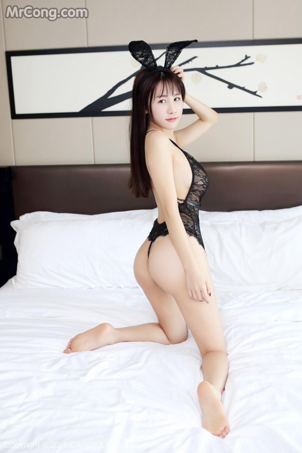 CANDY Vol.001: Người mẫu Ailin (琳琳) (57 ảnh)