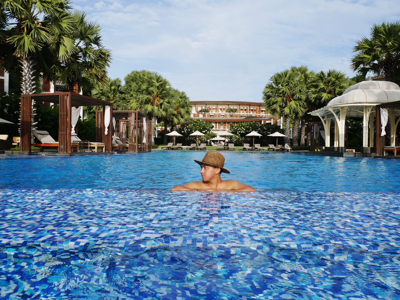 DELUXSHIONIST LUXURY TRAVEL INTERCONTINENTAL HUA HIN RESORT REVIEW