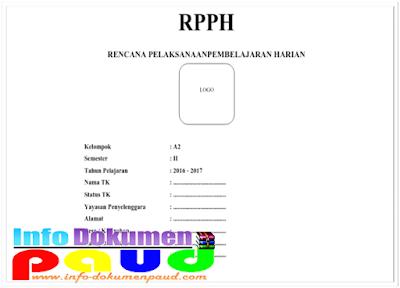 Contoh Dokumen Rpph Semester 2 Tema Rekreasi