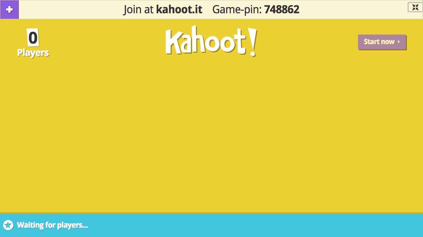 Why I Don't Teach: Sunday Funday: Taking Notes with Kahoot!