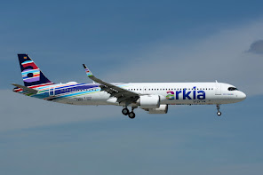 3rd A321Neo for Arkia