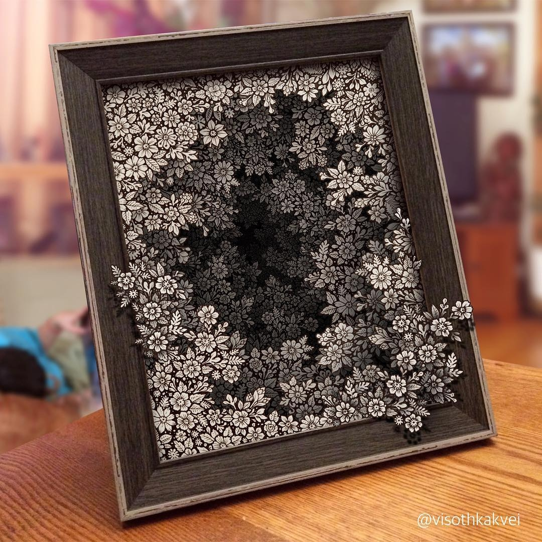 03-The-Other-Side-Visoth-Kakvei-Intricate-Doodles-that-include-Optical-Illusions-www-designstack-co