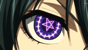 Faustian contract Eye (Kuroshitsuji)