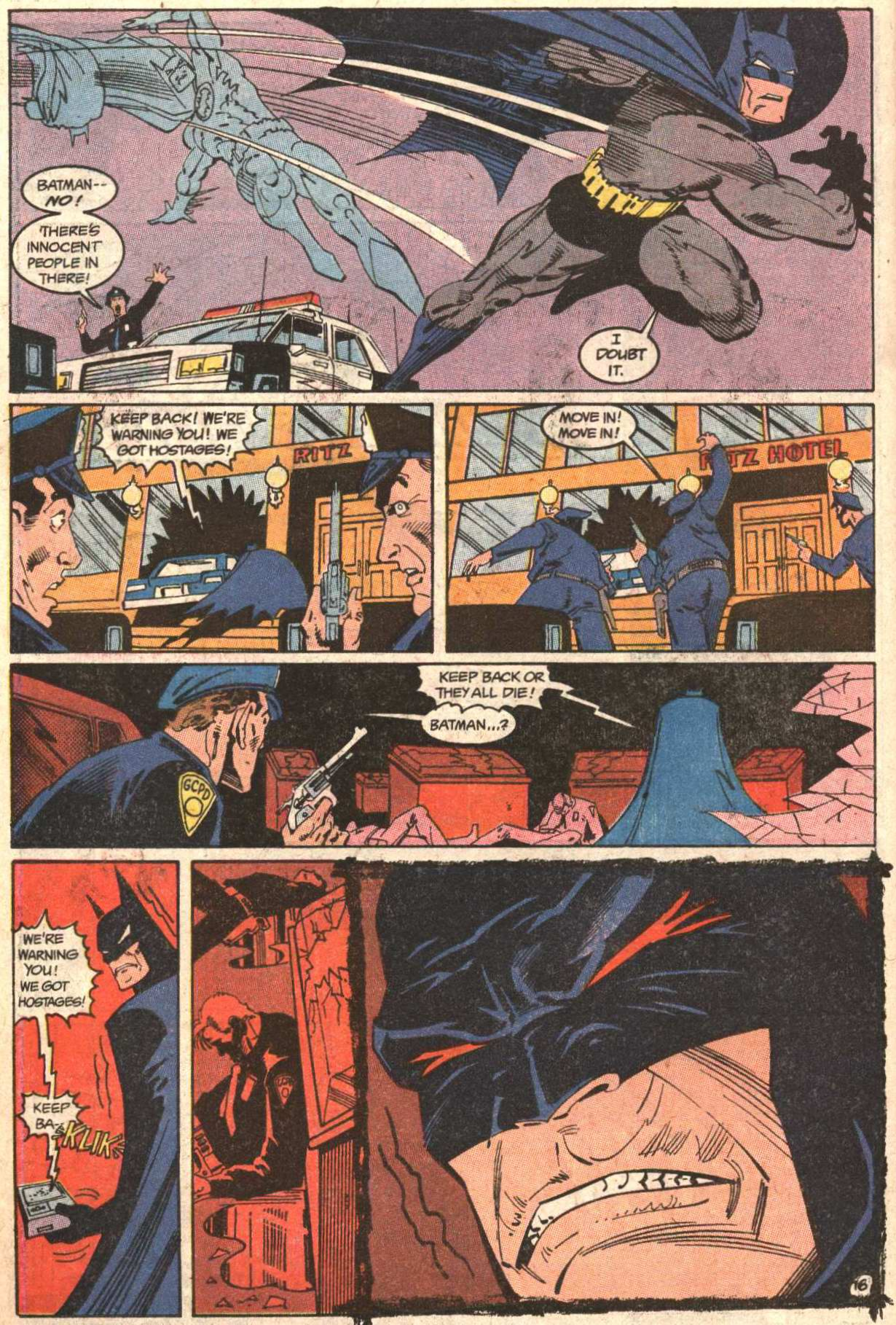 Detective Comics (1937) 611 Page 16