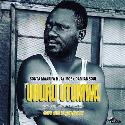Bonta Feat. Jay Moe & Damian Soul - Uhuru Utumwa