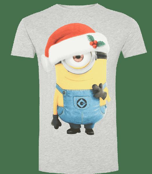 Primark online: camiseta Minios para Navidad