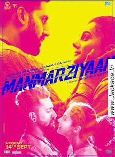 Manmarziyaan First Look Poster 2