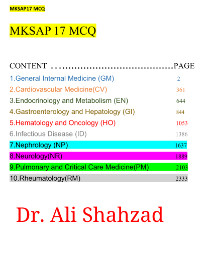 Mcq Infectious Disease Pdf