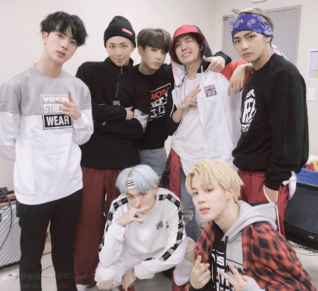 Terjemahan dan Lirik Lagu Sea - BTS (방탄소년단)