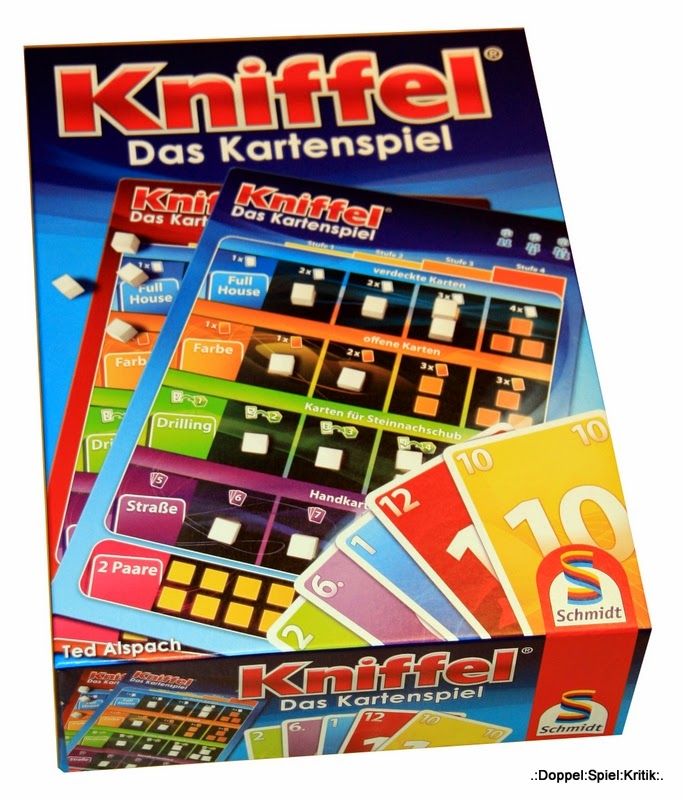 Kniffel Das Kartenspiel