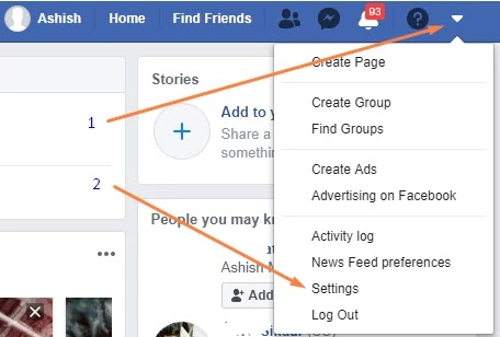 Facebook Se Email Id Kaise Hataye Hindi