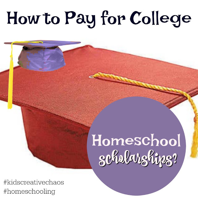 Educational Scholarships for Homeschoolers