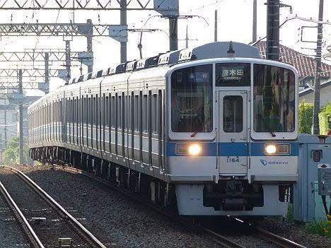小田急電鉄 各停 唐木田行き4 1000形