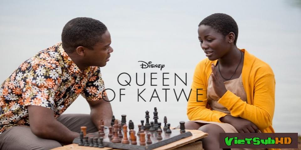 Phim Nữ hoàng cờ vua VietSub HD | Queen of Katwe 2016