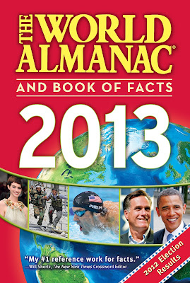 The World Almanac 2013