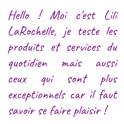 Lili LaRochelle