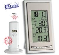 Jual TFA DIVA Wireless Thermeter call 0812-8222-998