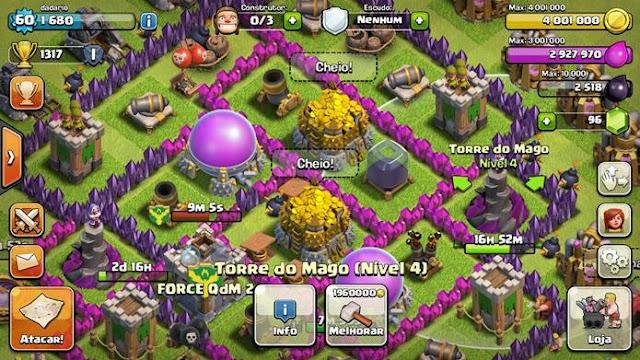 تحميل لعبة كلاش أوف كلانس مهكرة تحديث جديد | Clash of Clans MOD