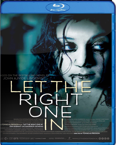Let the Right One In [2008] [BD25] [Subtitulado]