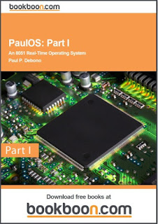 PaulOS: An 8051 Real-Time Operating System