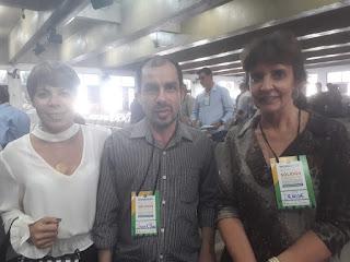 Frank e Sustentabilidade com Palestrantes do Workshop de resíduos em São Sebastião do Paraíso MG